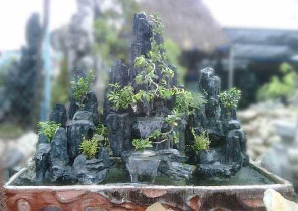 Một số đá dùng để tạo nên những tác phẩm đẹp để đời
