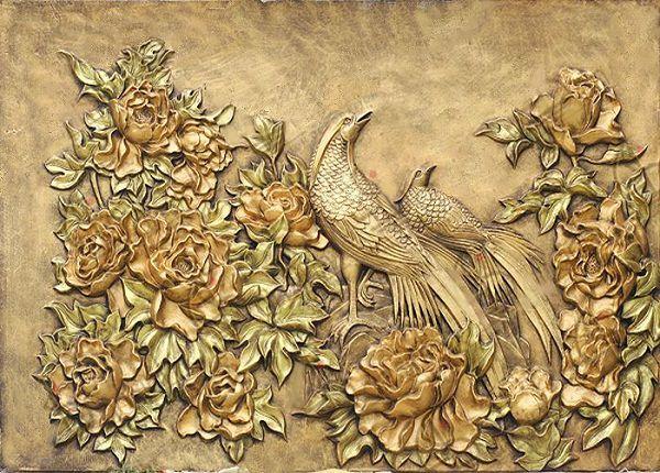Tranh phù điêu - nét đẹp nghệ thuật từ thời xa xưa